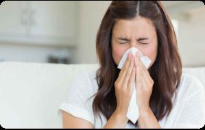 O consumo de laticínios piora a rinite porque aumenta a produção de muco
