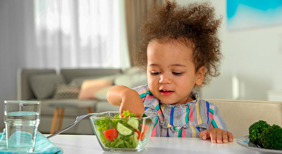 Crianças veganas: a polêmicacontinua